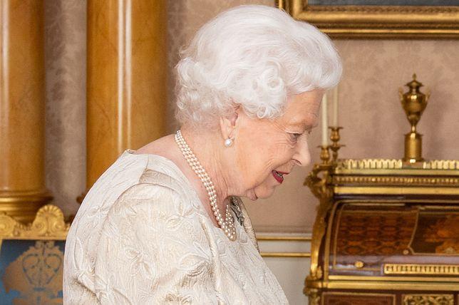 Szczyt NATO w Londynie. Królowa Elżbieta II urządziła przyjęcie w Pałacu Buckingham