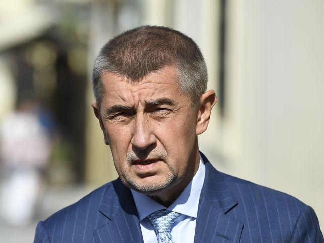 Premier Czech Andrej Babisz pozywa Słowację do Europejskiego Trybunału Praw Człowieka w Strasburgu