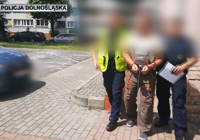 Bierutów. Pijany mężczyzna strzelał do policjantów.