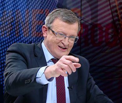 Jednak będzie transmisja z gali wręczenia Nobla Oldze Tokarczuk. Tadeusz Cymański broni TVP