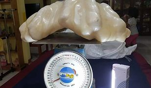 Największa perła świata waży 34 kg