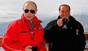 Pochlebcy Władimira Putina