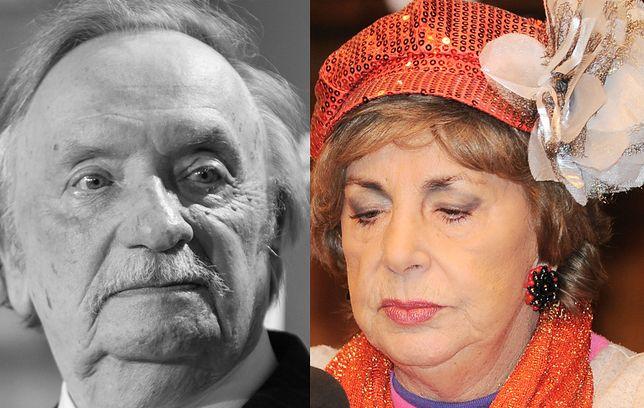 Wojciech Pokora i Zofia Czerwińska