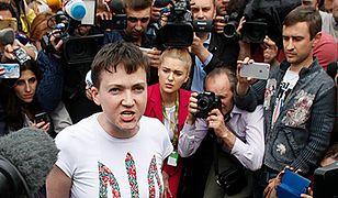 Nawigatorka wróciła na Ukrainę