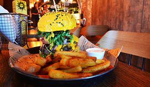 Apetyczne burgery czekają was w Sexy Bull