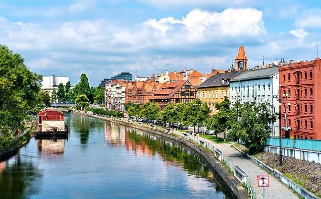 Spacer nad Brdą to pozycja obowiązkowa podczas wizyty w Bydgoszczy