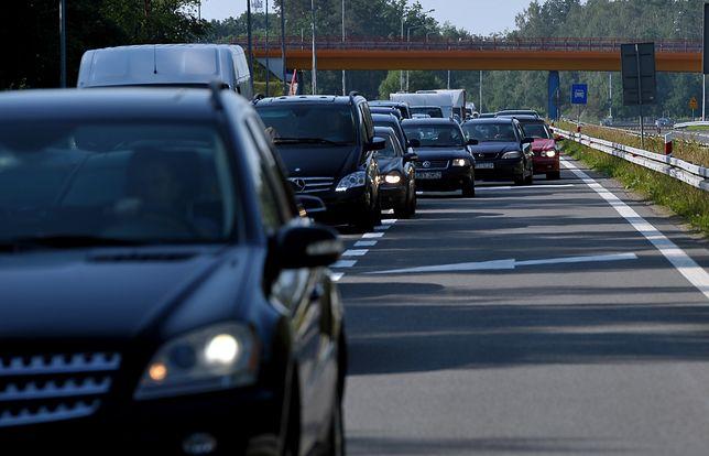 Wypadek na S3 w stronę Polkowic (zdjęcie ilustracyjne)