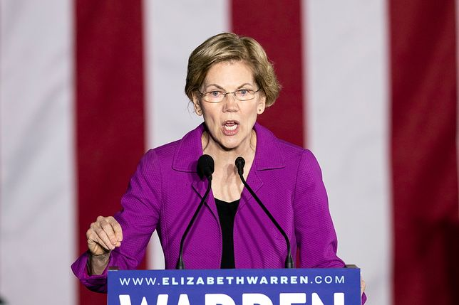 Wybory prezydenckie w USA. Elizabeth Warren wycofała się walki o nominację Partii Demokratycznej