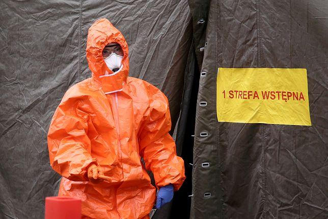 Koronawirus w Polsce. Wzrosła liczba zakażeń i ofiar