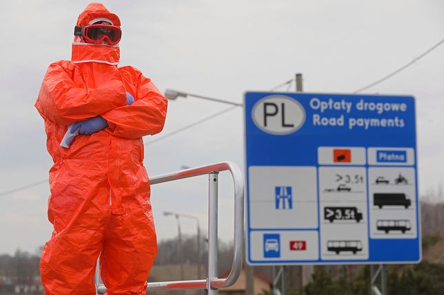 Stan epidemii to kolejny krok po stanie zagrożenia epidemicznego