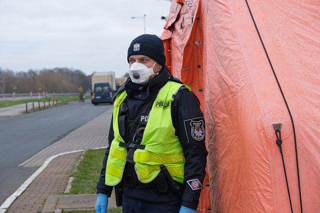 Policja ma egzekwować przestrzeganie nowych przepisów
