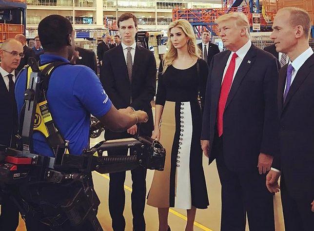 Ivanka Trump oficjalnie doradczynią prezydenta. Nieodpłatnie