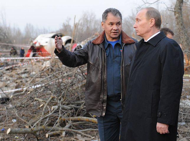 Wasyl Bodnar obwinia Rosję o katastrofę smoleńską