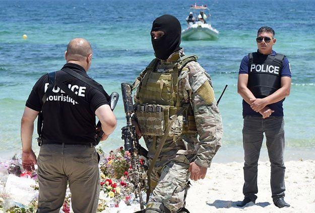 Obława na terrorystów w Tunezji. W strzelaninie zginęło pięć osób