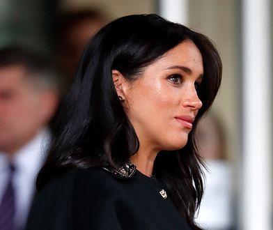 Pałac Buckingham o poronieniu Meghan. Nie współczują jej?