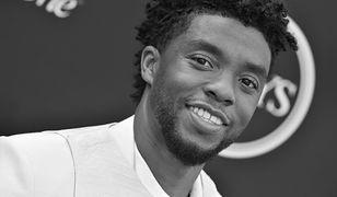 Chadwick Boseman od 4 lat zmagał się z nowotworem