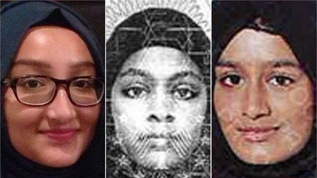 Brytyjska policja: zaginione nastolatki są w Syrii