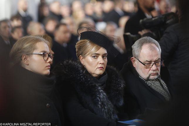 Rodzina Pawła Adamowicza dziękuje lekarzom