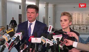 Taśmy Kaczyńskiego. Dobitne komentarze w Sejmie