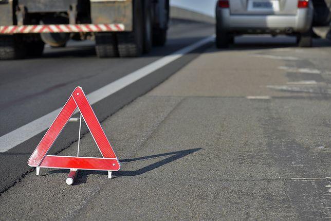 Kielce. Poważny wypadek z udziałem ciężarówki. Kierowca pijany