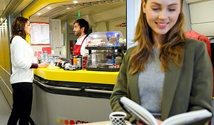 Pendolino przywraca wagony restauracyjne w swoich pociągach