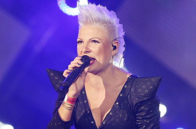Magda Narożna zmieniła fryzurę. Zdecydowała się na bardzo odważną koloryzację