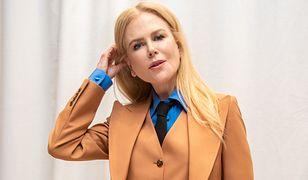 Nicole Kidman przeszła metamorfozę. W naturalnie kręconych włosach wygląda obłędnie