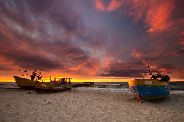 Zalew Szczeciński. Najdalej wysunięta na południe zatoka Morza Bałtyckiego