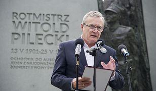 Prof. Piotr Gliński deklaruje, że Polska będzie miała dwa filmy o Pileckim