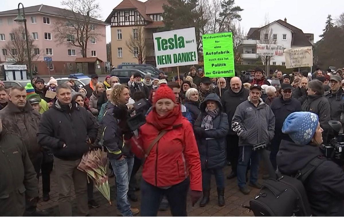 Tesla nie zbuduje fabryki w Niemczech? Elon Musk kontra ekolodzy. Jest decyzja sądu