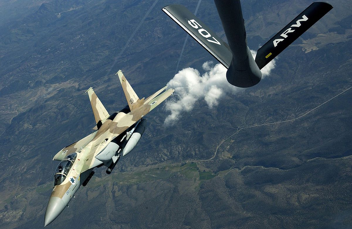 Izraelskie Siły Powietrzne