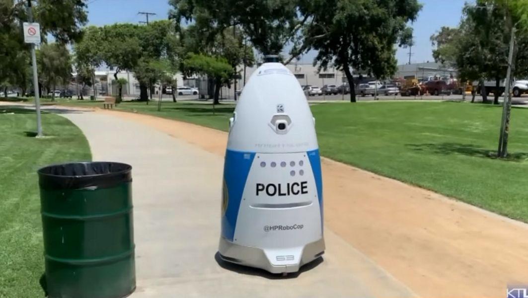 USA. Policyjny robot kompletnie zignorował kobietę wzywającą policję