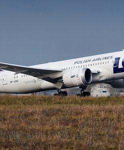Dreamlinery LOT-u uziemione. Loty z Warszawy do Pekinu przełożono na 2020 rok