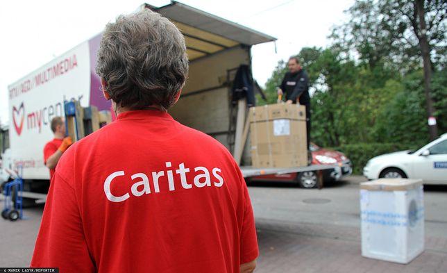 Caritas Polska chwali się rekordem. Wydano 100 milionów złotych na dobroczynność