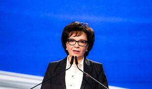 Polski Ład: Elżbieta Witek nową twarzą polityki społecznej PiS