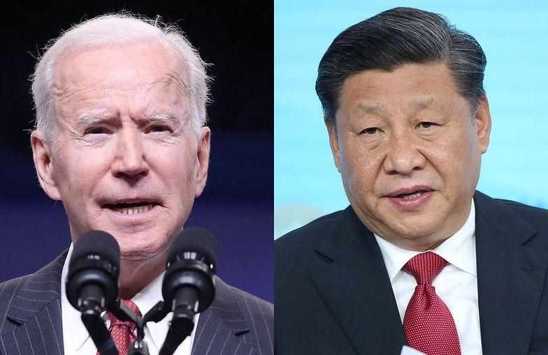 Chiny mówią o katastrofie. Ujawniono szczegóły pierwszej rozmowy prezydentów Chin i USA