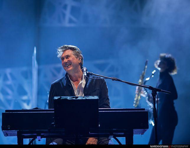 Atrakcją festiwalu był Bryan Ferry – brytyjski piosenkarz, muzyk i kompozytor