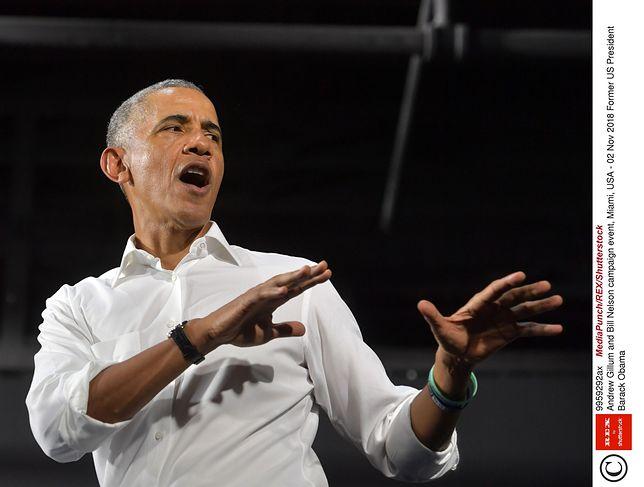 """Barack Obama wysłał list do żony byłego polskiego polityka. """"To było naprawdę wybitne. Dziękuję"""""""