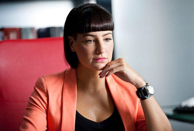 """Laura Samojłowicz w """"Hotelu 52"""""""