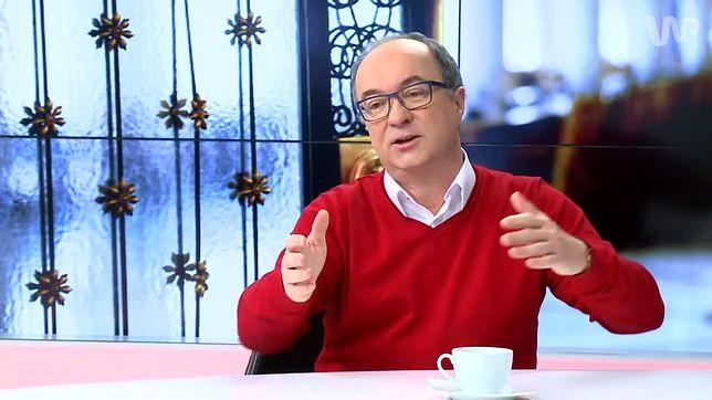 Włodzimierz Czarzasty o możliwej koalicji na wybory do Parlamentu Europejskiego