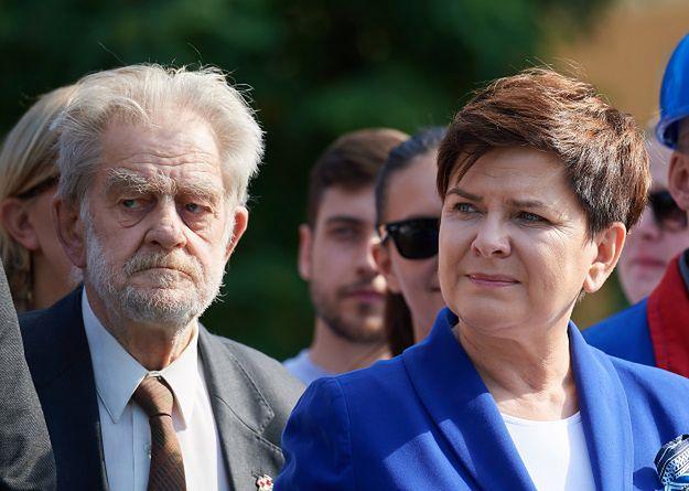 Andrzej Gwiazda dla WP: Wałęsa odpowiada na starania Andrzeja Dudy gestem Kozakiewicza