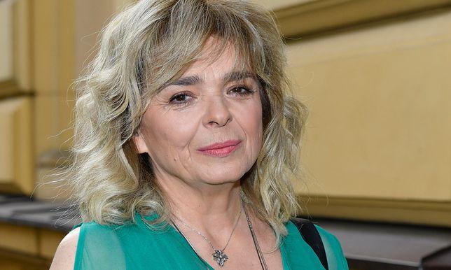 Katarzyna Grochola przyznała się do słabości.