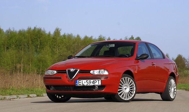 Alfa Romeo 156 1,8 T.S.: kapryśna Włoszka dla konesera
