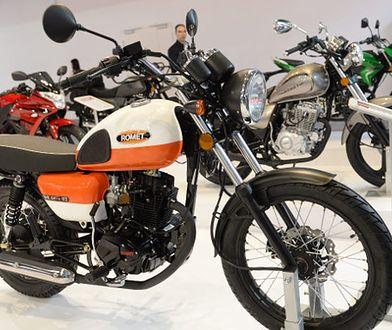 Polskie marki motocykli górą