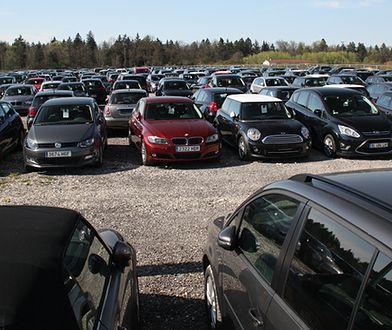 Samochody używane królują na polskim rynku