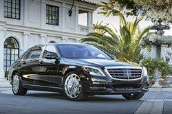 Mercedes-Maybach: luksus w najlepszym wydaniu