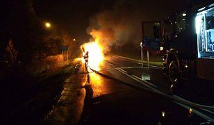 Na miejsce została wezwana policja i straż pożarna