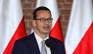 Sąd oddalił wniosek PO przeciwko Mateuszowi Morawieckiemu
