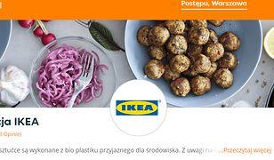 """Ikea przetestuje usługę """"na wynos"""" we współpracy z Pyszne.pl"""