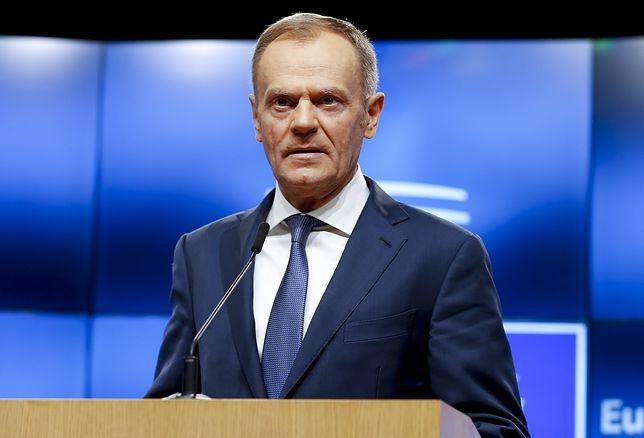 Donald Tusk przyjedzie do Warszawy złożyć zeznania ws. organizacji lotu do Smoleńska.